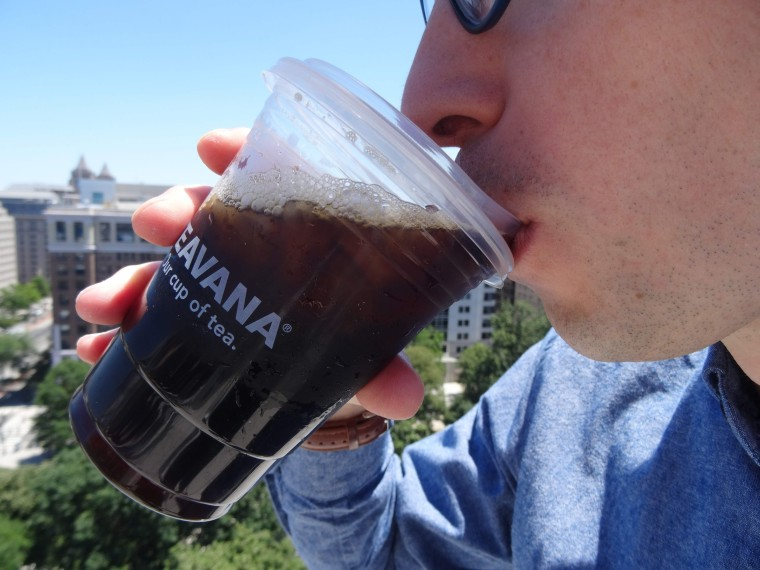 Image: Starbucks Strawless cups