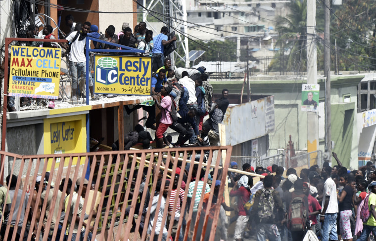 Strike shuts down Haiti capital after three days of protests