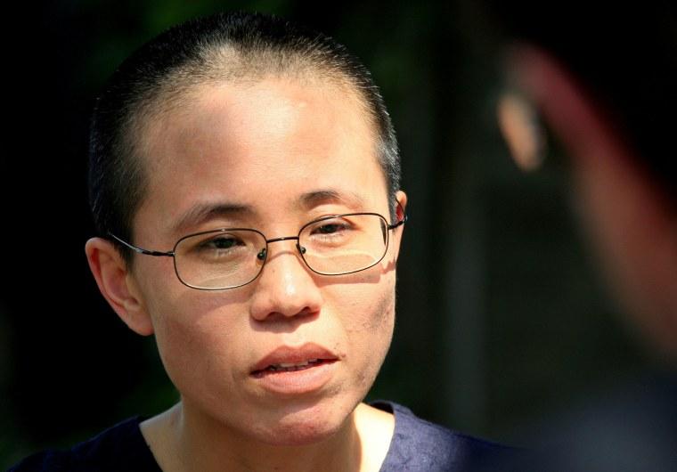 Image: Liu Xia