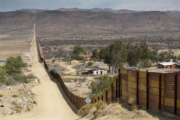 Image: US Mexico Border, immigration