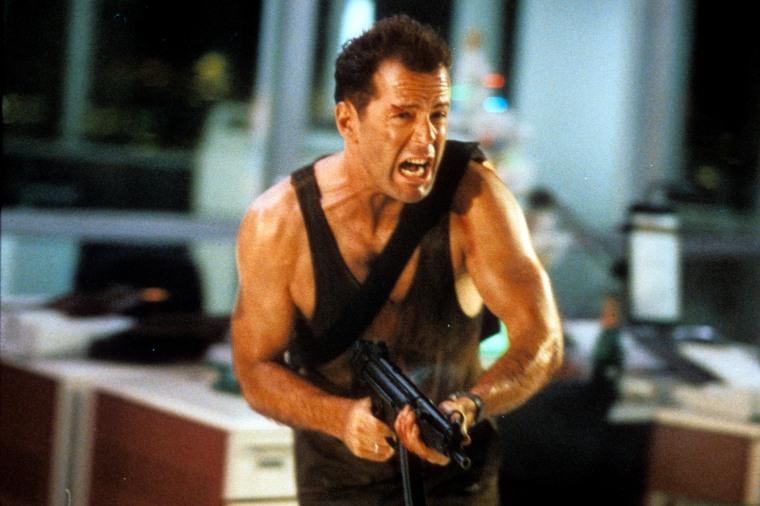 Image: Bruce Willis In 'Die Hard'