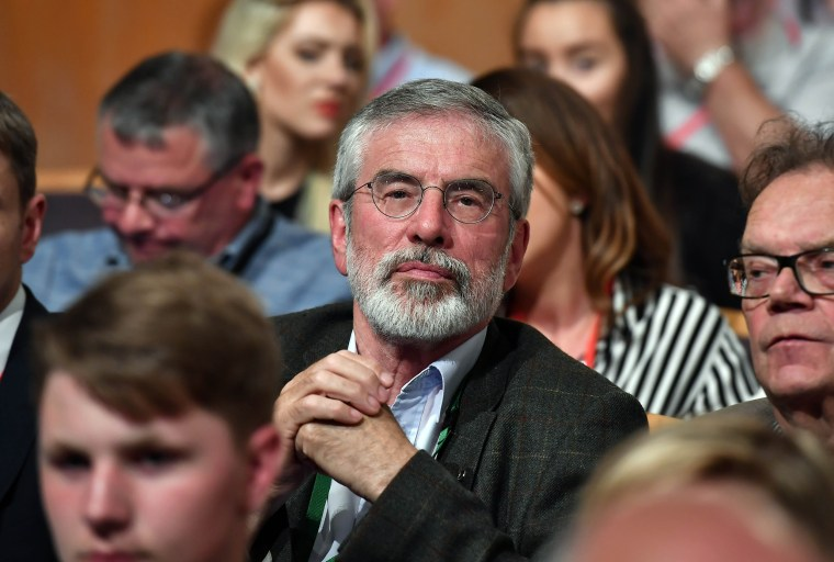 Image: Gerry Adams