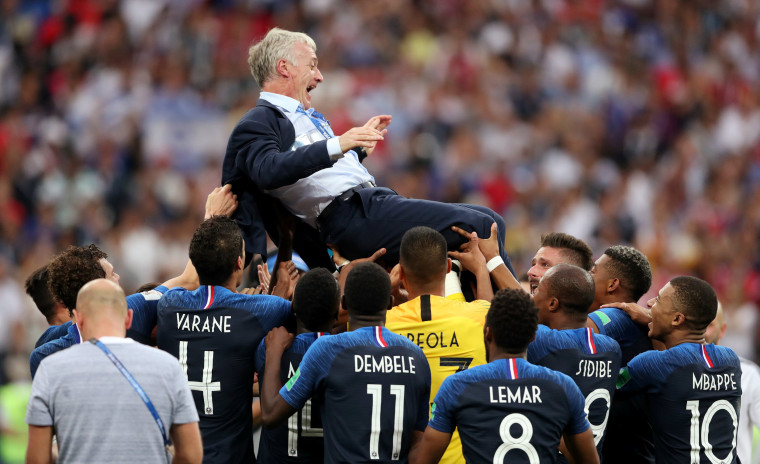 Image: World Cup - Final - France v Croatia