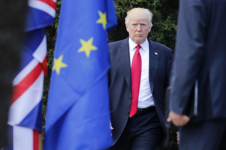 Image: Donald Trump G7 summit