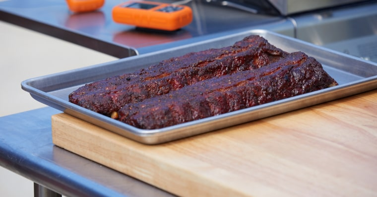CRAFTSY - Today Show with Matt Abdoo and Al Roker - Grilled Pork Ribs