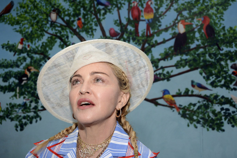 Madonna returns to Malawi for one-year anniversary of the Mercy James Centre for Pediatric Surgery and Intensive Care