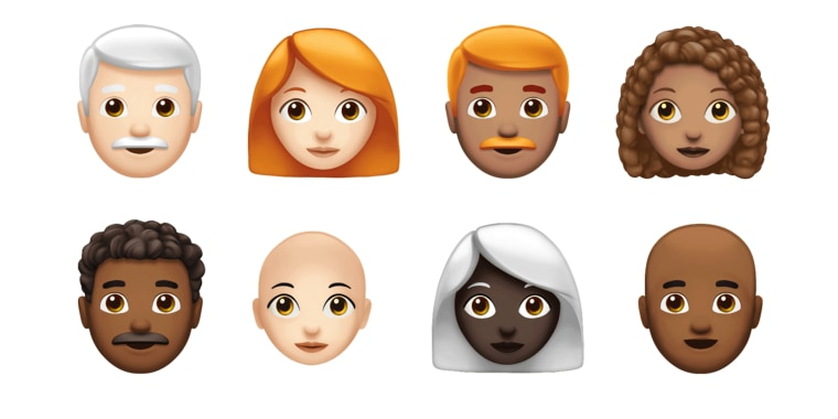 Apple is releasing more than 70 new emojis.