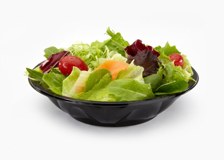 McDonald's side salad