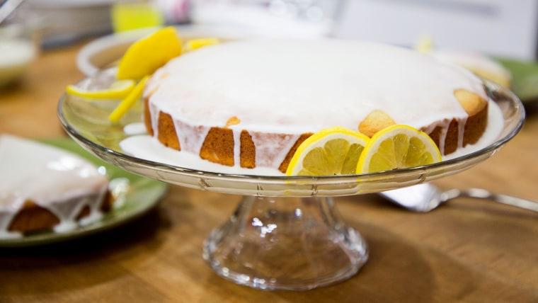 John and Tony Alberti, lemon linguini, lemonchello