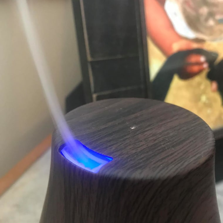 URPOWER diffuser in mist mode
