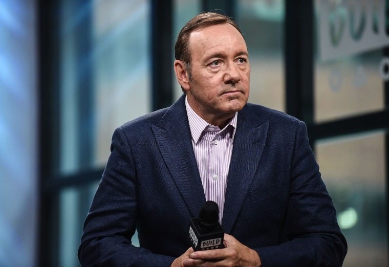 "Image: Build Presents Kevin Spacey Discussing His New Play ""Clarence Darrow"" And Hosting The Tony Awards"