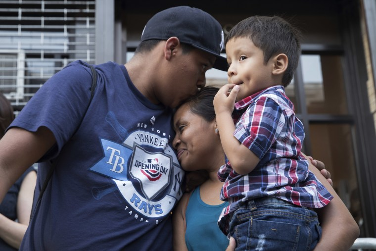 Image: Family Immigrant Reunification