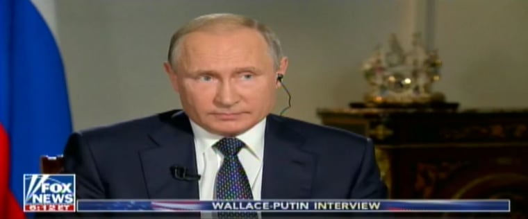 Image: Vladimir Putin Fox News Interview