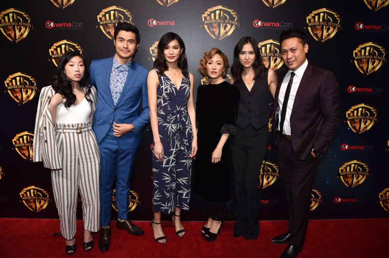 Image: Warner Bros. The Big Picture 2018 at Cinemacon 2018, Las Vegas, NV, USA - 24 April 2018