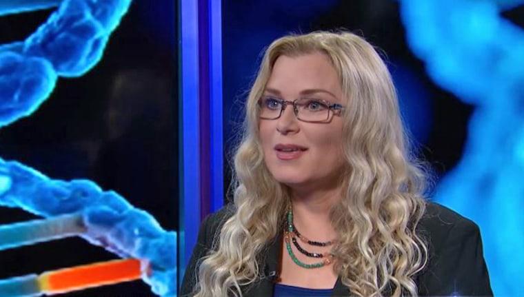 Genetic genealogist CeCe Moore