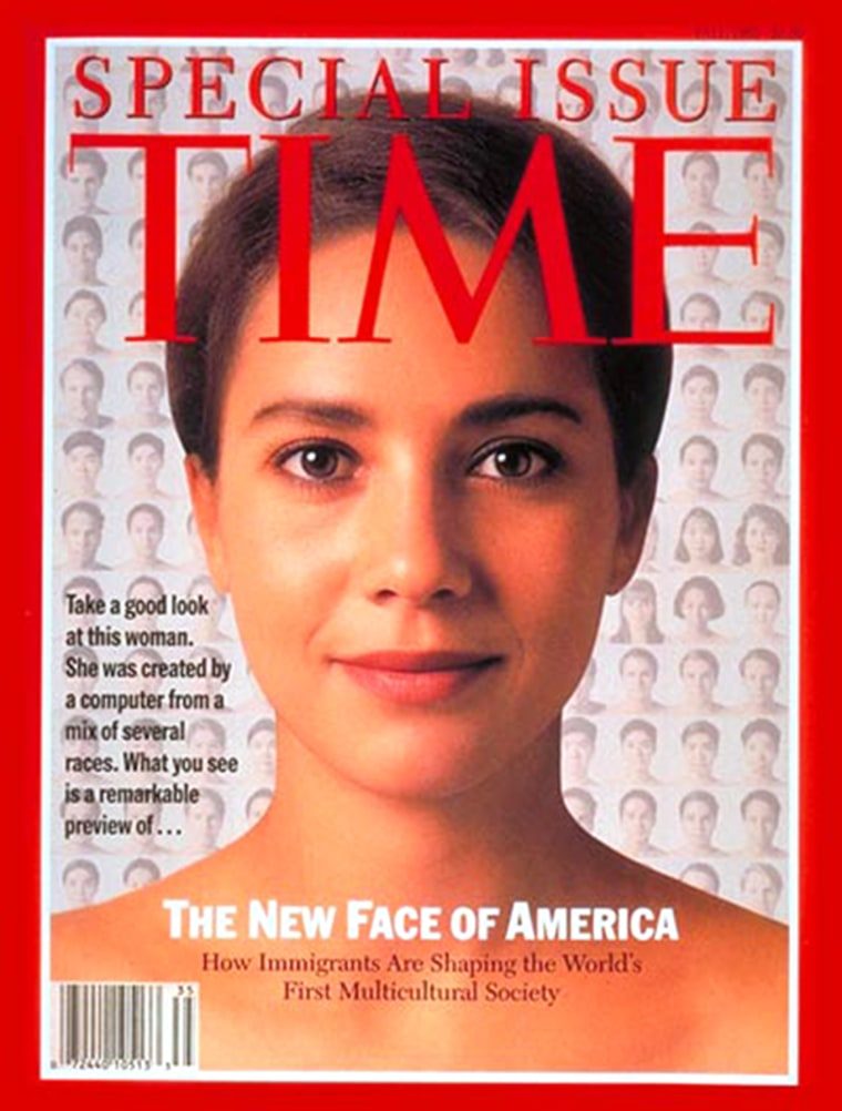The Nov. 18, 1993 issue of Time.