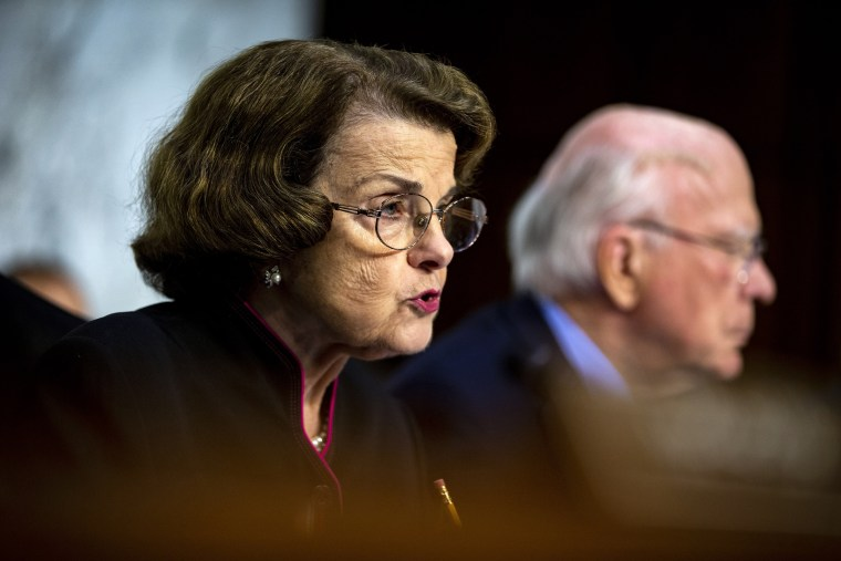 California Democrats Dianne Feinstein Snub Sends A Strong Signal To Liberal Candidates Nationwide
