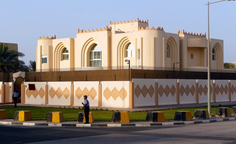 Image: Taliban opens political office in Doha