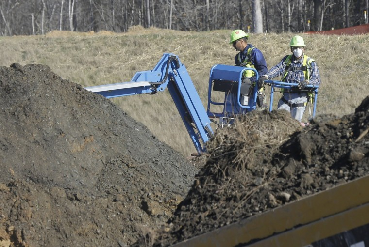 Image: Coal Ash Excavation