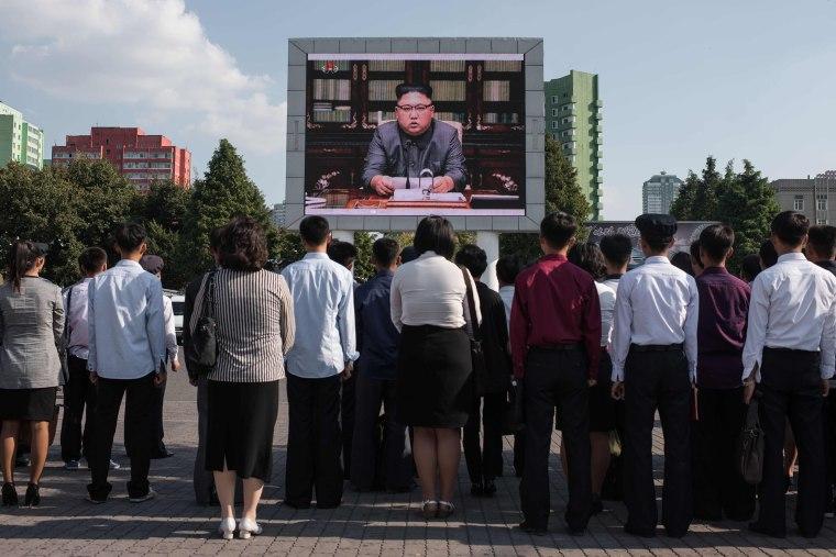 Image: North Korea