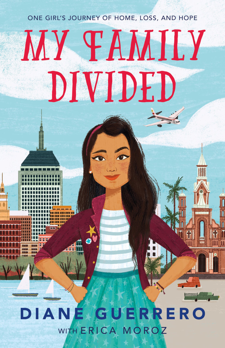 Image: My Family Divided: One Girl's Journey of Home, Loss, and Hope