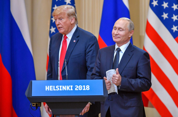 Trump S Admiration For Putin Has Made Him Stunningly Easy To Manipulate Now The Show Heads To The White House