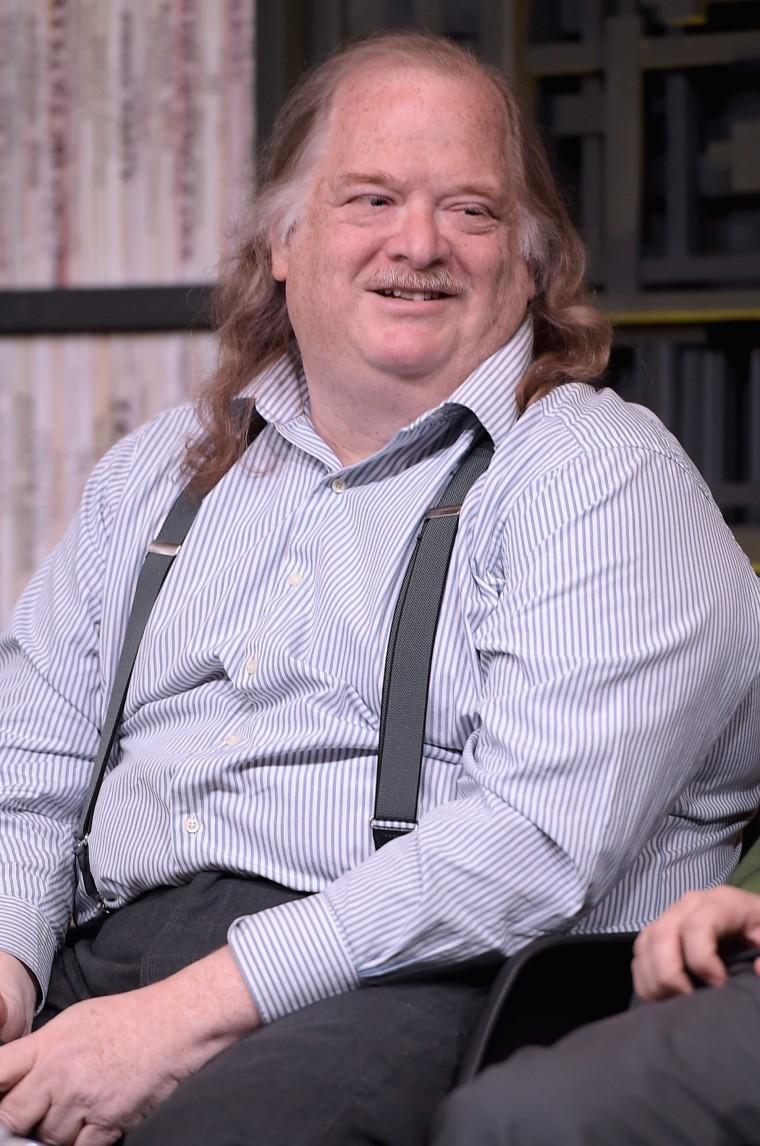 Image: FILE: Restaurant Critic Jonathan Gold Dies at 57