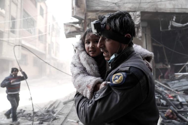 Image: White Helmets