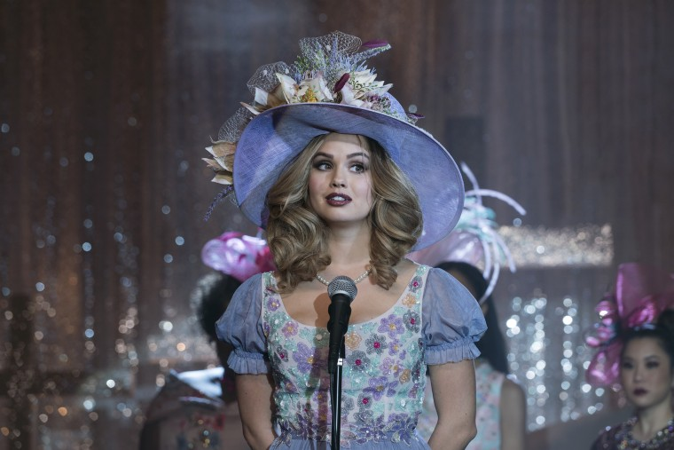 "Image: Debby Ryan in a scene from ""Insatiable"""