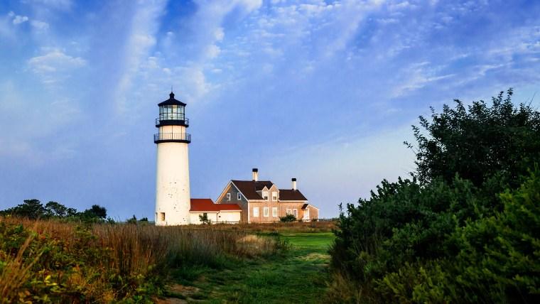 Cape Cod Lighthouse, Truro, Cape Cod, Massachusetts