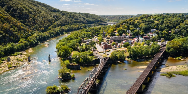 Harpers Ferry National Historical Park, West Virginia