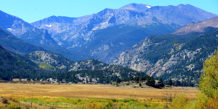 Colorado Rockies, Estes Park, Colorado