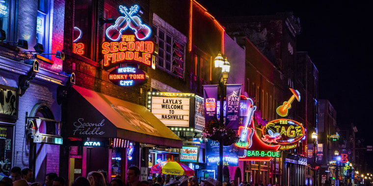 Nashville, Tennessee travel guide