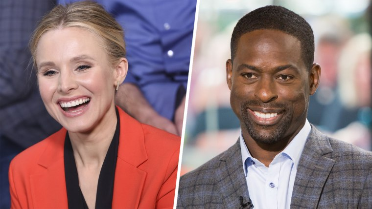 Kristen Bell, Sterling K. Brown, Frozen 2