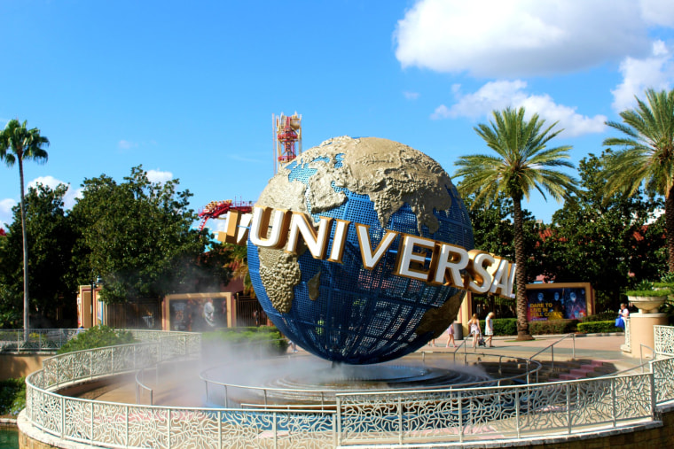 Top US amusement parks: Universal Studios Florida