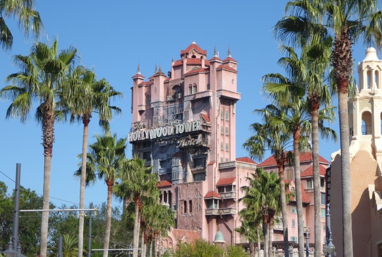 Top US amusement parks: Disney's Hollywood Studios in Orlando, Florida