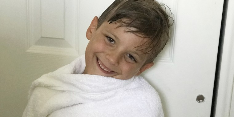 My Son, Alex, Loves These Towels Almost As Much As I Do.