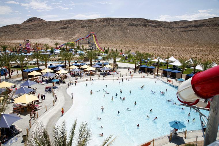 Wet N' Wild Water Park, Las Vegas, Nevada