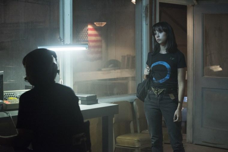 "Britt Baron as Justine on Netflix hit ""GLOW"""