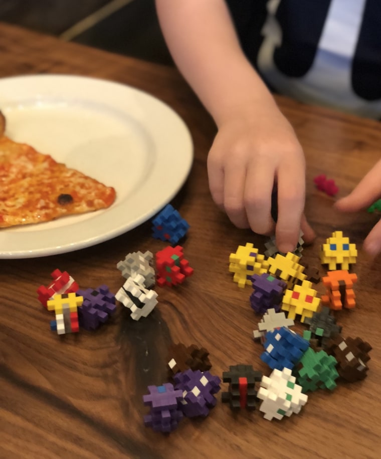 We found the best toy to keep kids entertained at restaurants and on planes