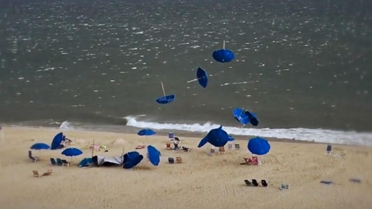 Rossen Reports: Beach umbrellas