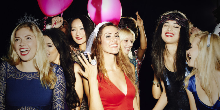 Bachelorette parties and owning a home