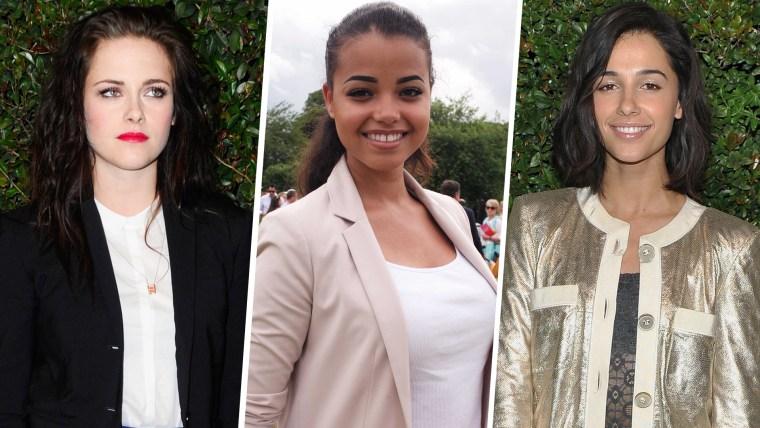 """The new """"Charlie's Angels"""" reboot will star (l-r) Kristen Stewart, Ella Balinska and Naomi Scott."""