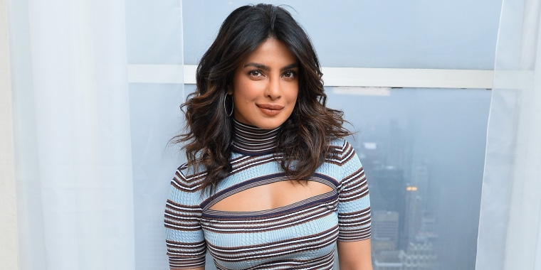 Priyanka Chopra Beauty Commerce