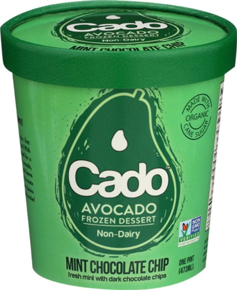 Best healthy ice cream: Cado Avocado Ice Cream