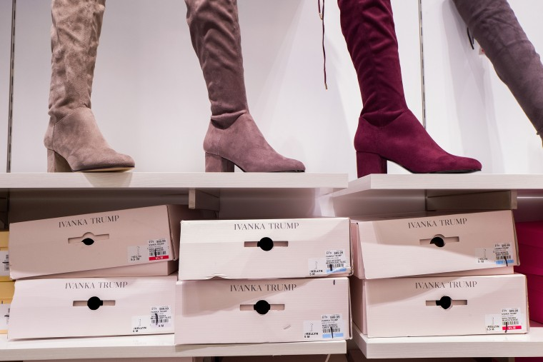 Image: Ivanka Trump boots on sale