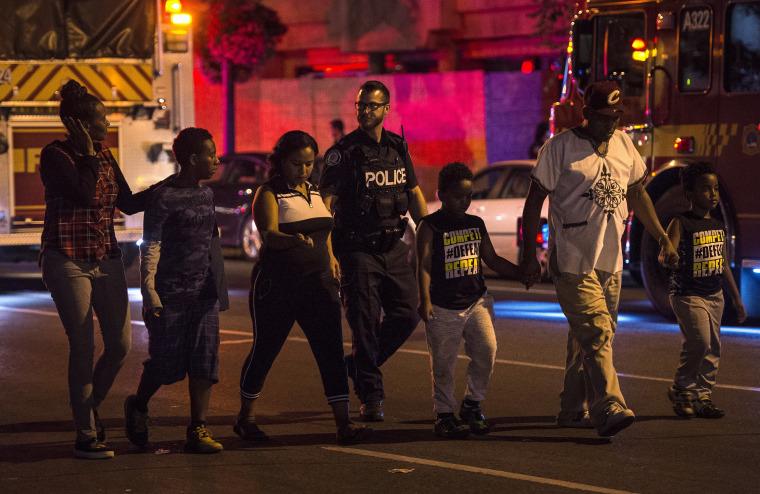 IMAGE: Toronto shooting scene