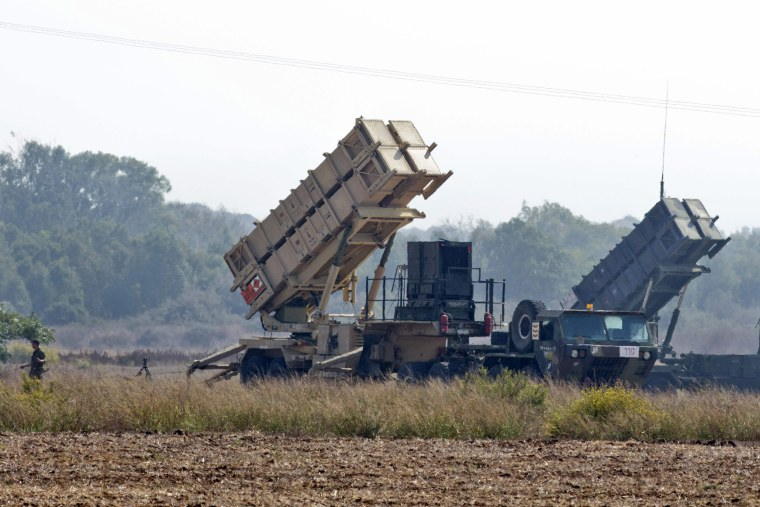 Image: Patriot missile