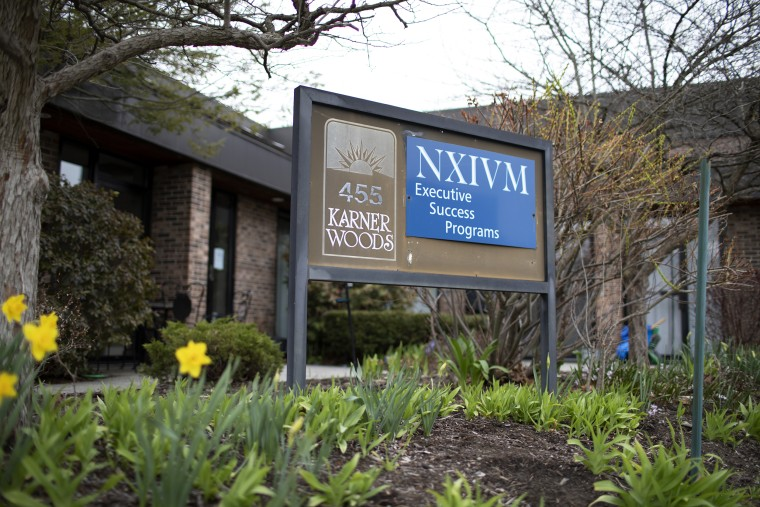 Albany Headquarters Of Alleged Sex Cult NXIVM