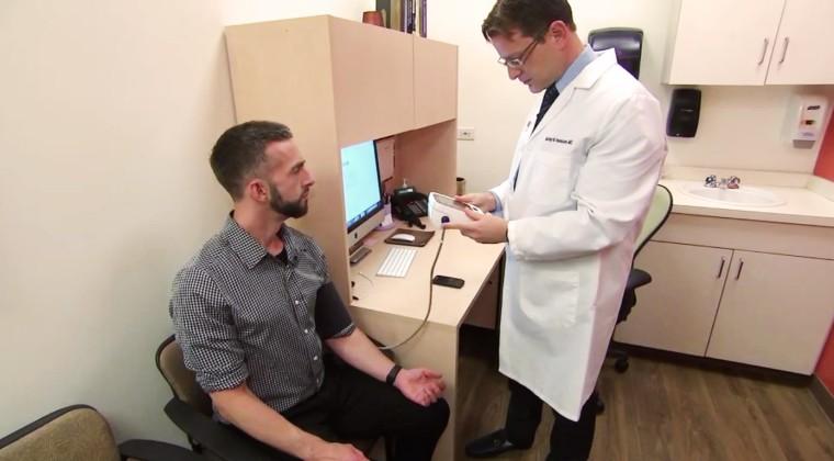 Gregg Donovan blood pressure